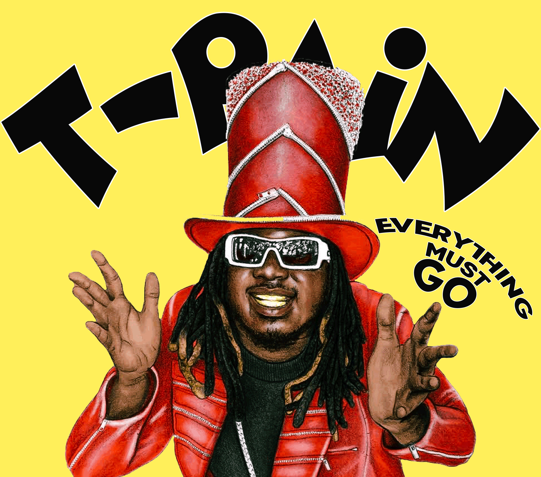 T-Pain: Everything Must Go