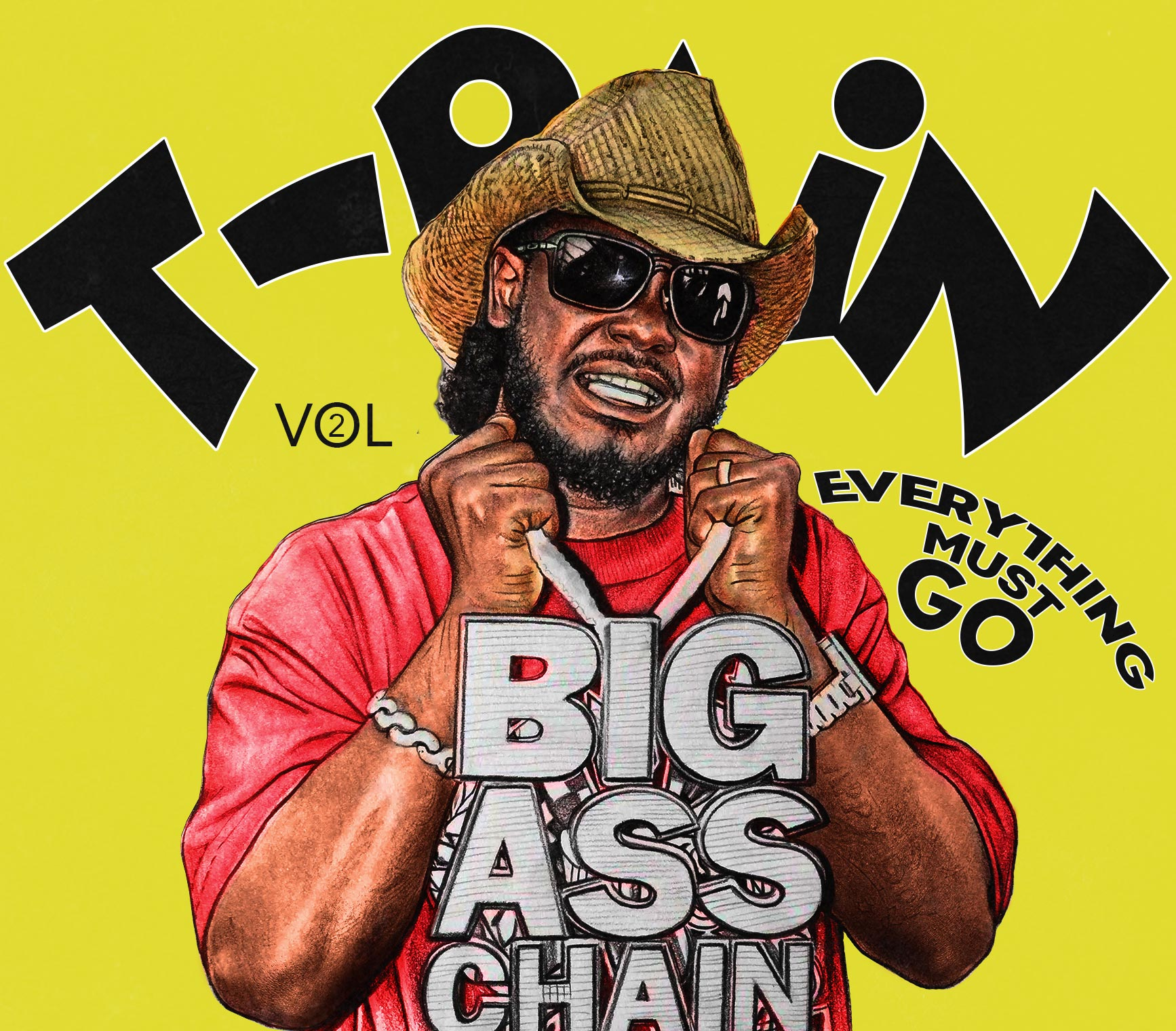 T-Pain: Everything Must Go Vol 2
